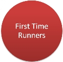 First Time Runners training programme