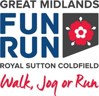 Great Midlands Fun Run logo